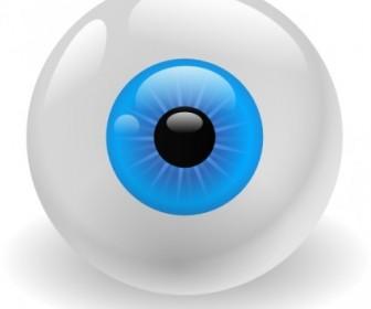 Vector Eye Vector Clip Art