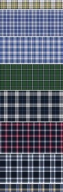 Vector Seamless Plaid Background Vector Art