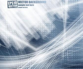 Vector The Brilliant Dynamic Flow Line 01 Background Vector Art