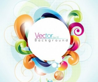Vector Symphony Of Dynamic Pattern 03 Background Vector Art