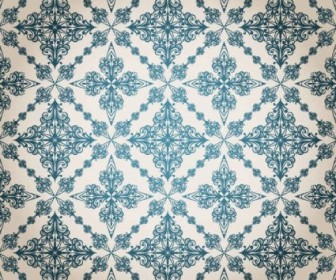 Vector Classic Pattern Background Vector Art