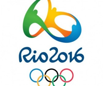 Vector Rio 2016 Olympic Graphic Logo Vector Art