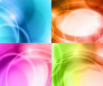 Vector Set Of Abstract Background Vector Art