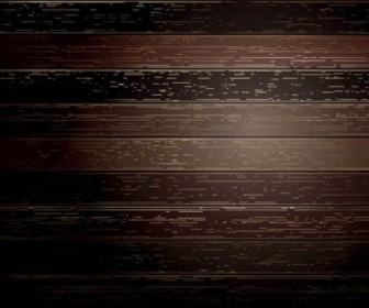 Vector Wood Pattern Background Vector Art
