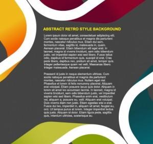 Vector Trend Of Business Cards 03 Vector Art