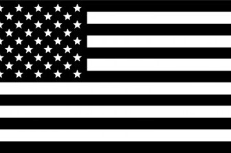 Vector American Flag Vector Clip Art