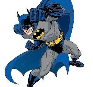 Vector Batman Vector Art
