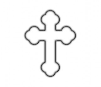 Vector Cross 2 Vector Clip Art