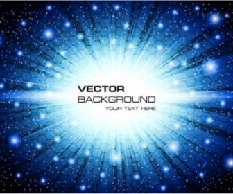 Vector Starry 01 Background Vector Art