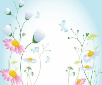 Vector Flowers Flower Vector Art