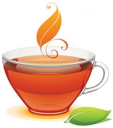 Vector A Cup Of Tea Art Ai Svg Eps Free