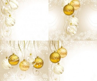 Vector Crystal Lob Christmas Vector Graphics
