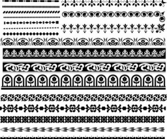Vector Classic Traditional Lace 03 Pattern Vector Art