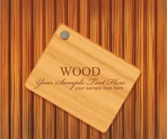 Vector Wooden Floor Texture 08 Vector Art