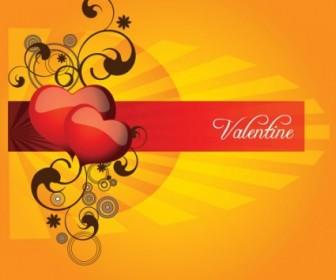 Vector Valentine Heart Vector Art