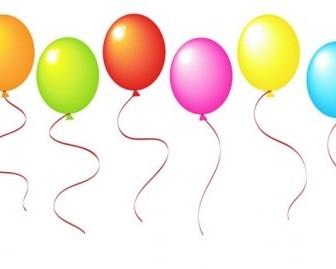 Vector Balloons Vector Art
