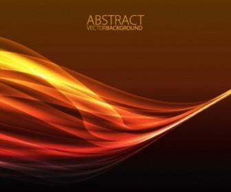 Vector Cool Glare 2 Background Vector Art