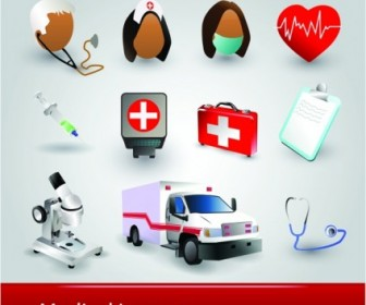 Vector Practical Related Graphics Hospital Vector Art