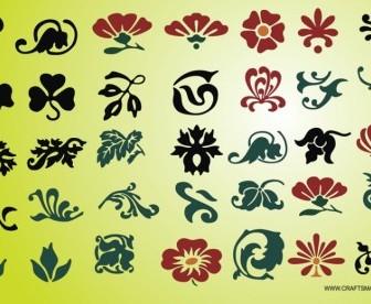 Vector Plant & Graphics Flower Vector Art