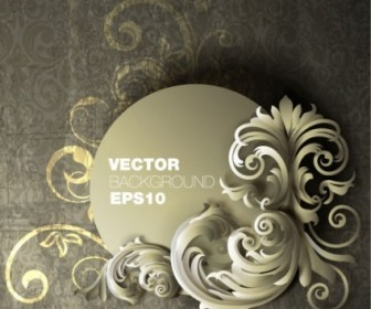 Vector Fine Pattern 05 Background Vector Art