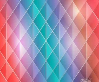 Vector Mosaic Background Vector Art