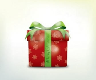 Vector Christmas Gift Box Icons Icon Vector Graphics