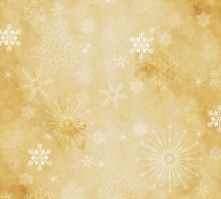 Vector Snowflakes Background Vector Art