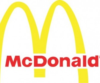Vector McDonalds Logo Vector Art