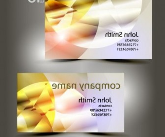 Vector European Card 02 Pattern Vector Art