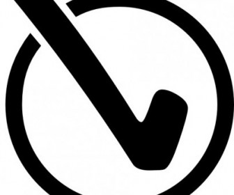 Vector Circle Checkmark Vector Clip Art