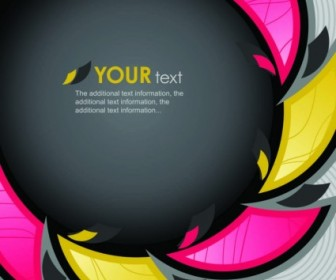 Vector Color Background Vector Art