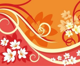 Vector Background Element For Design Illustration Flower Vector Art