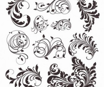 Vector Vintage Patterns For Design Pattern Vector Art