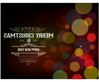 Vector Background Christmas Vector Graphics