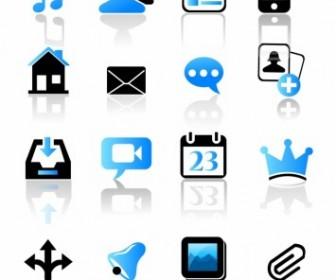 Vector Social Media Icons Icon Vector Graphics