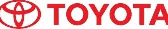 Vector Toyota Logo Vector Art