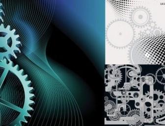 Vector Gear Vector Art