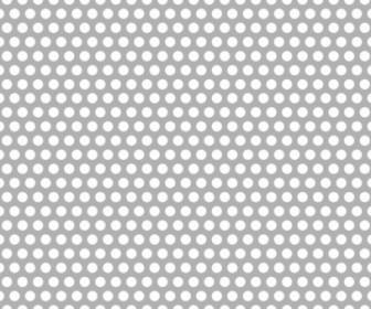 Vector Silver Mesh Pattern Vector Art