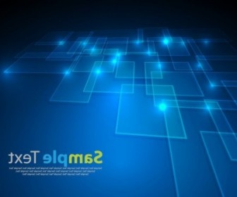 Vector Blue Background 2 Abstract Vector Graphics