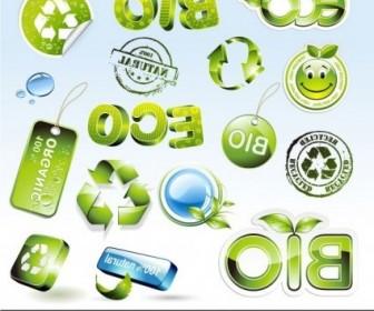 Vector Threedimensional Crystal Style Green Icon Vector Graphics