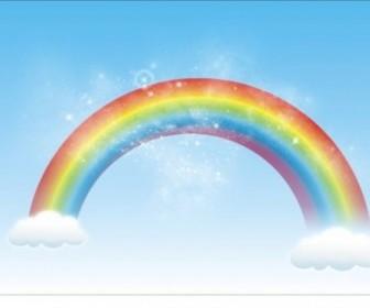Vector Rainbow Vector Art
