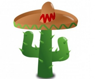 Vector Cinco De Mayo Icon Vector Clip Art