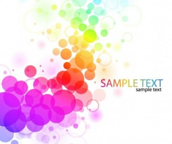 Vector Colorful Background Abstract Vector Graphics