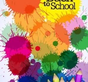 Vector Color Pencil Illustrations 02 Vector Art