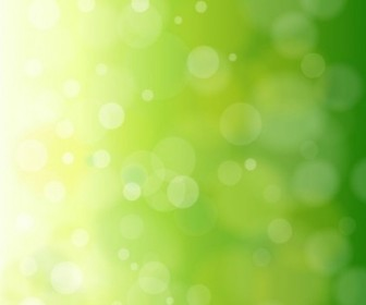 Vector Natural Green Graphic Background Vector Art