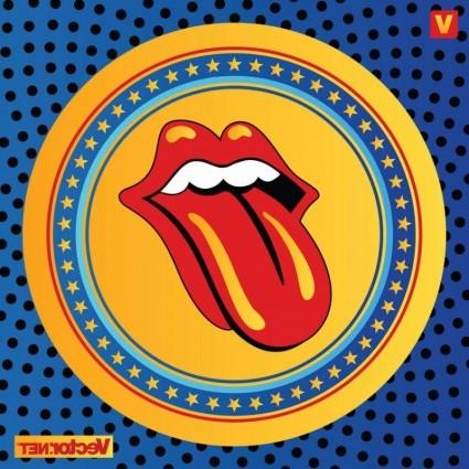 Rolling Stones Art Ideas