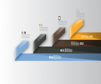 Vector Abstract Infographics Vector Art