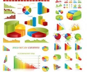 Vector Statistics Theme Vector Art