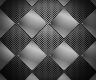Vector Of 04 Metallic Background Vector Art