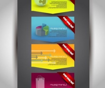 Vector The Fashion Pages Banner01vector Vector Banner